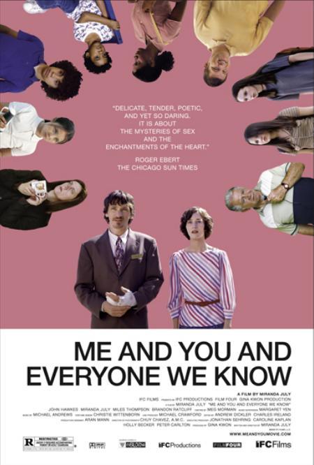 Me and You and Everyone We Know 2005 1080p BluRay x265-RARBG