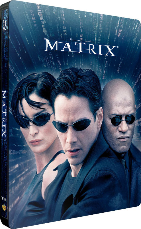 The Matrix (1999) REMASTERED BRRip XviD B4ND1T69