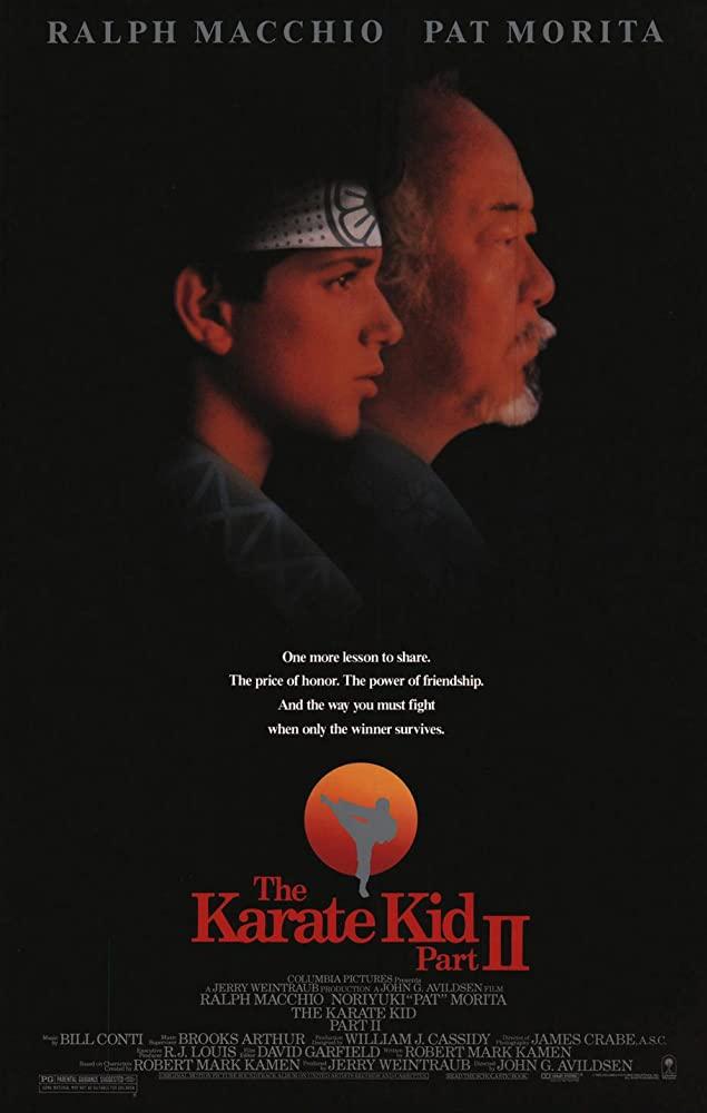 The Karate Kid Part II (1986) [720p] [BluRay] [YTS MX]