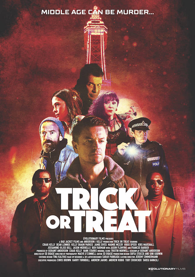 Trick Or Treat 2019 720p WEBRip X264 AAC 2 0-EVO