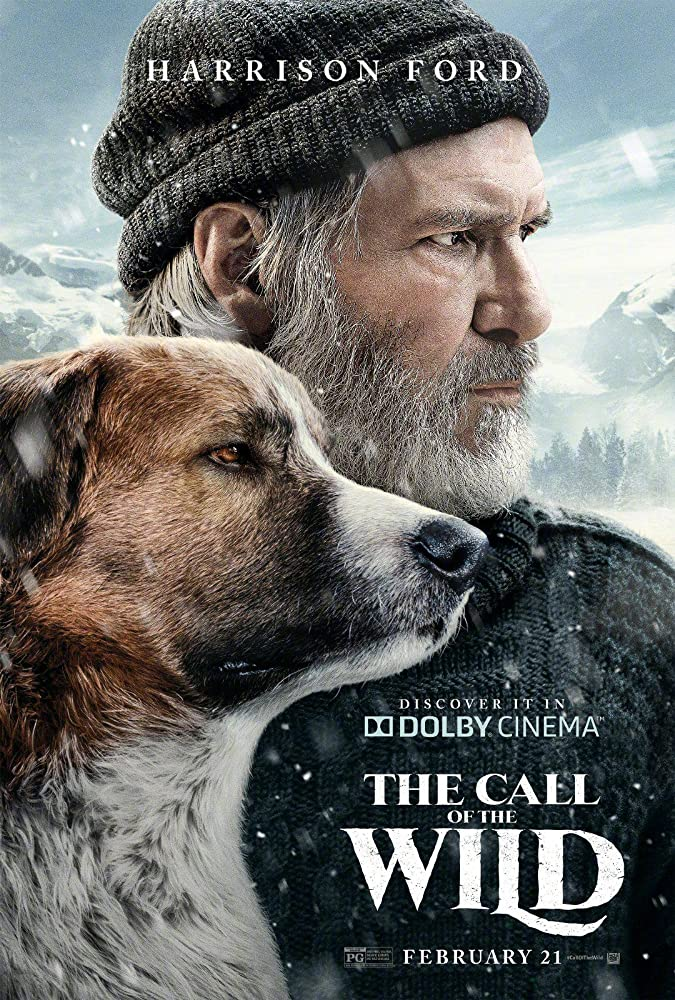 The Call of the Wild 2020 BluRay 10Bit 1080p DD+5 1 H265-d3g