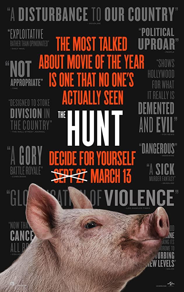 The Hunt 2020 REMUX 1080p Blu-ray AVC DTS-HD MA 7 1-LEGi0N