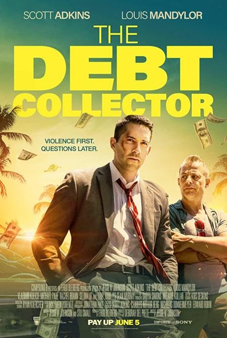 The Debt Collector 2 (2020) HDRip 720p Hindi-Dub Dual-Audio x264