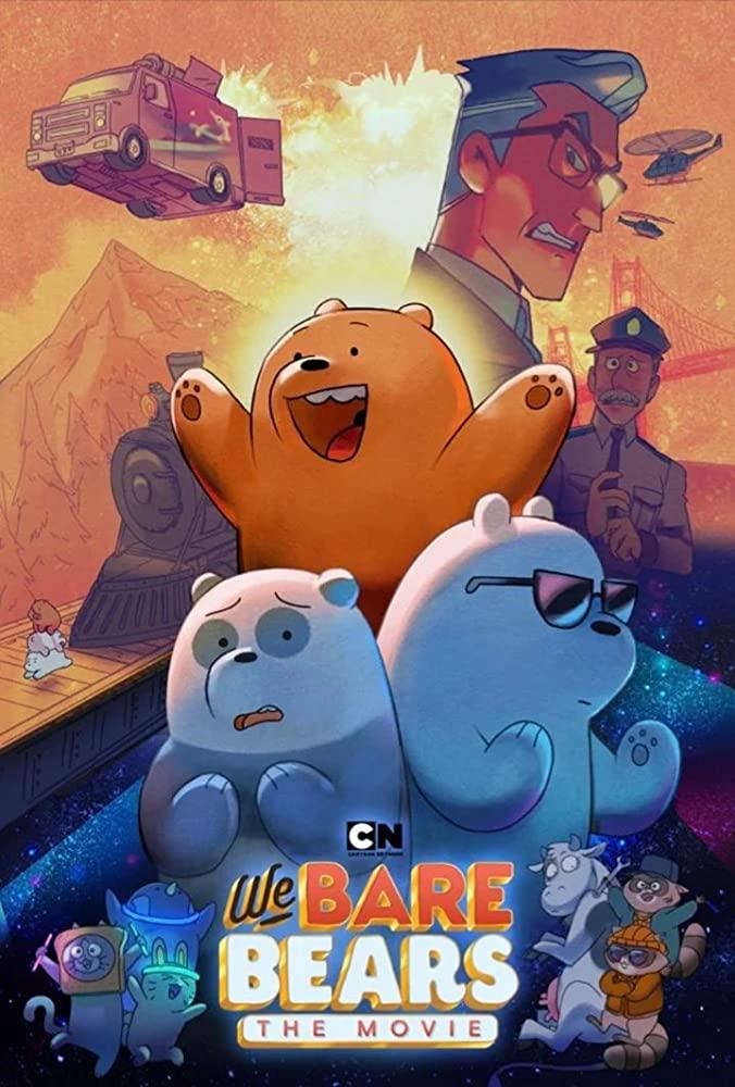 We Bare Bears The Movie 2020 1080p AMZN WEB-DL DDP5 1 H 264-CMRG[EtHD]
