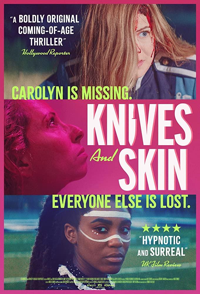 Knives and Skin (2019) [1080p] [WEBRip] [YTS MX]