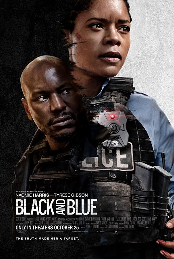Black and Blue (2019) [720p] [BluRay] [YTS MX]