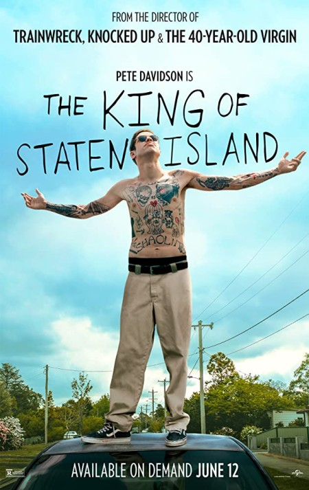 The King Of Staten Island (2020) 1080p WEB-DL H264 AC3-EVO