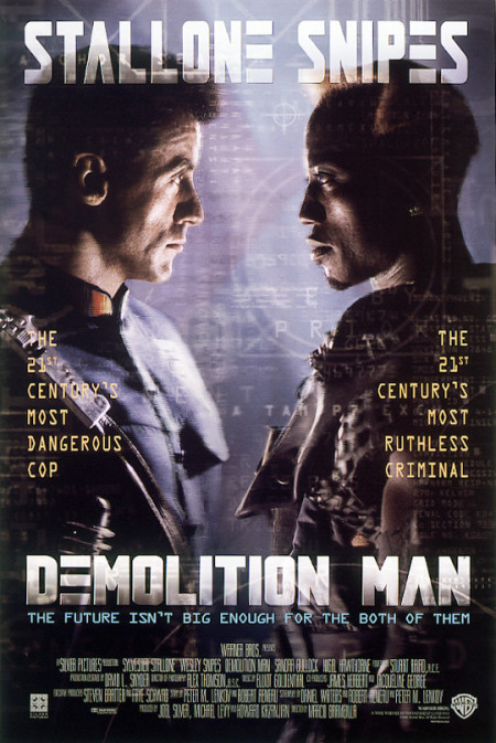 Demolition Man (1993) BRRip XviD B4ND1T69