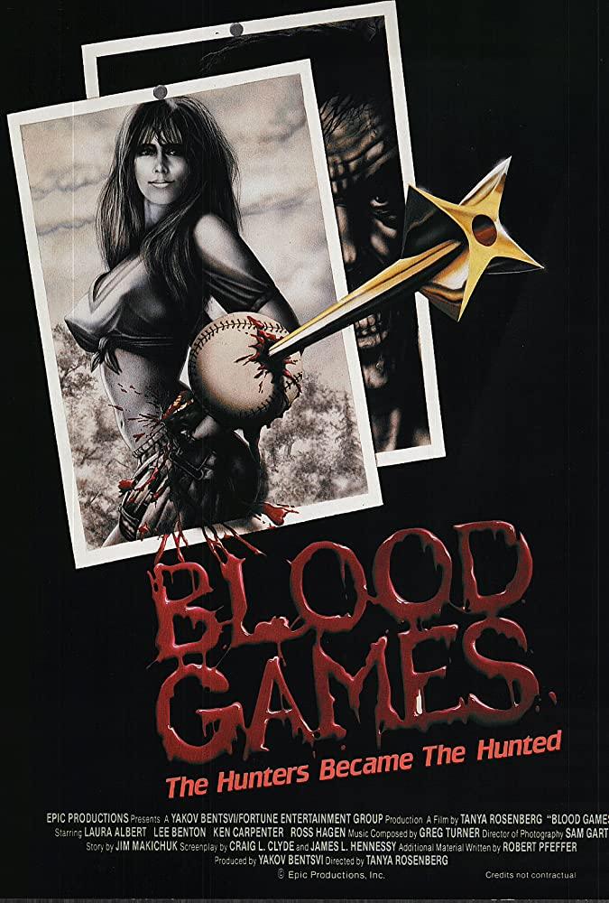 Blood Games 1990 720p BluRay H264 AAC-RARBG