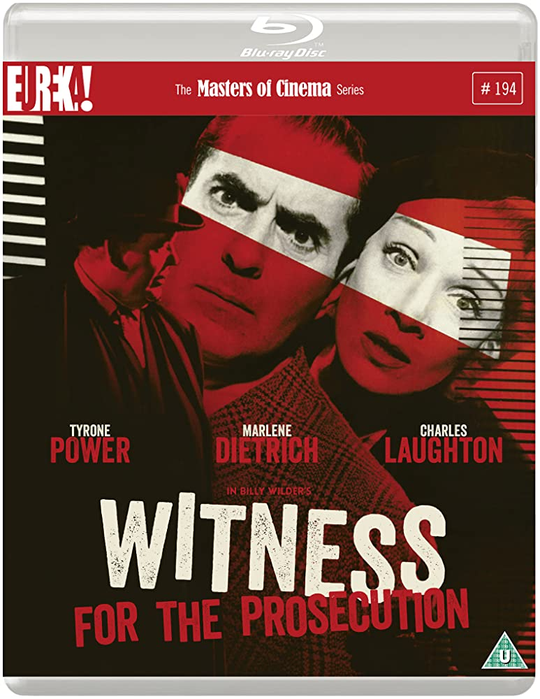 Witness for the Prosecution (1957) [720p] [BluRay] [YTS MX]