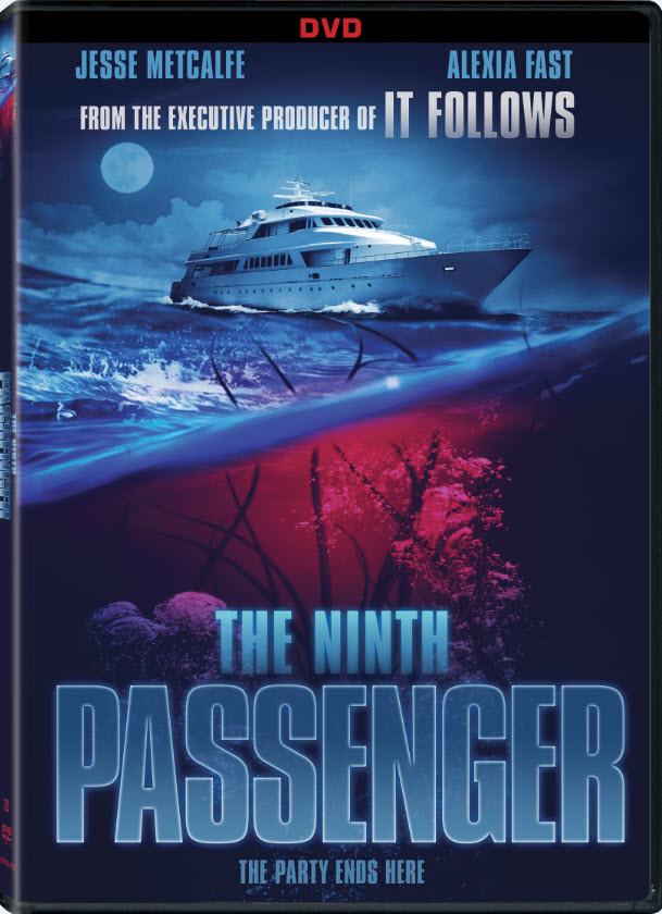 The Ninth Passenger (2018) [720p] [WEBRip] [YTS MX]