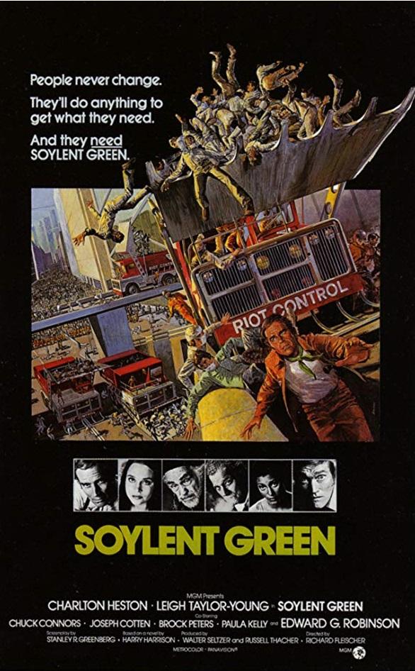 Soylent Green 1973 1080p BluRay x265-RARBG