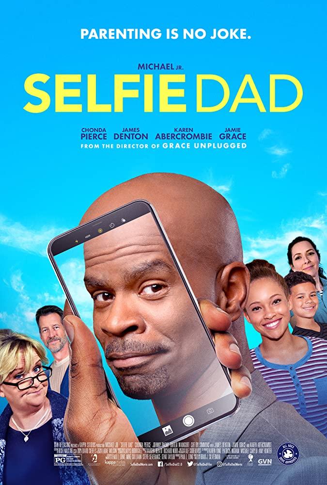 Selfie Dad 2020 HDRip XviD AC3-EVO