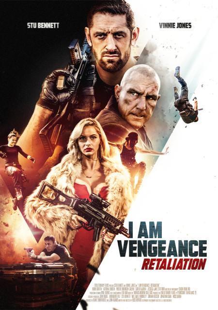 I Am Vengeance Retaliation (2020) 720p WEBRip 800MB x264-GalaxyRG