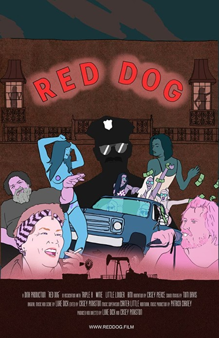 Red Dog (2019) 1080p HULU WEBRip AAC2.0 x264-TEPES