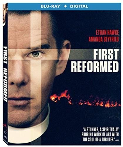 First Reformed (2017) 720p BluRay x264 Dual Audio English Hindi ESubs-DLW