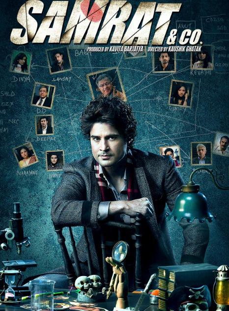 Samrat And Co (2014) Hindi 720p HDRip x265 HEVC  DLW