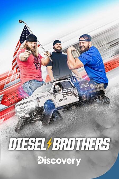 Diesel Brothers S07E02 A Kraken Kodiak XviD-AFG