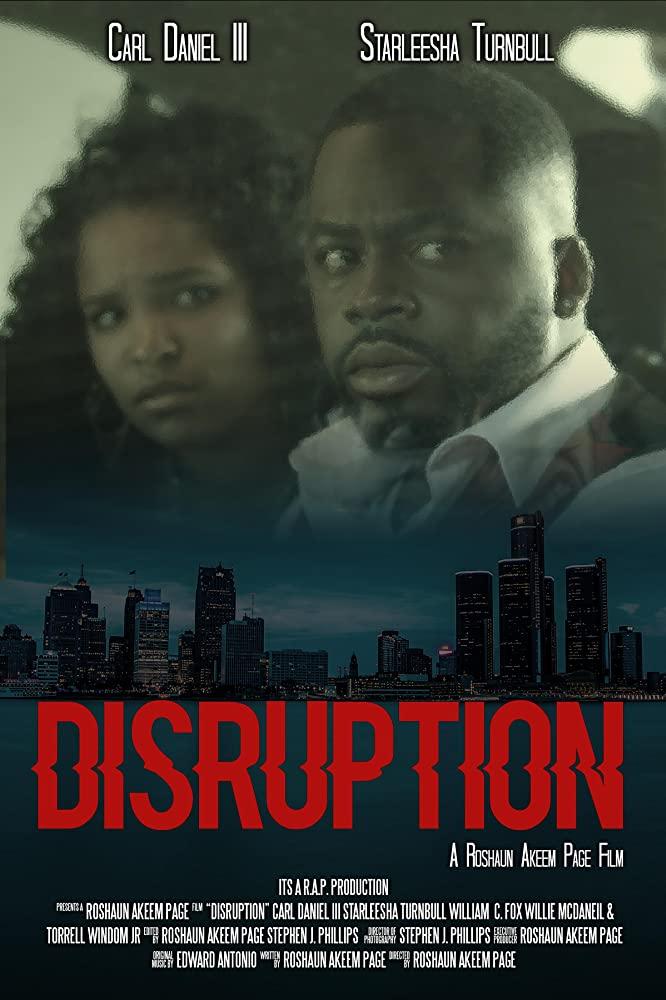 Disruption 2019 [720p] [WEBRip] YIFY