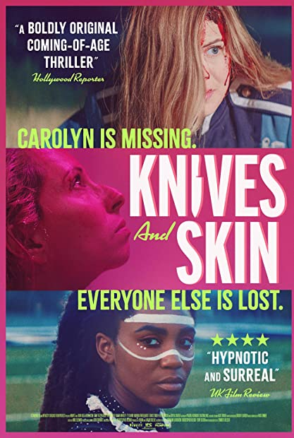 Knives And Skin (2019) 1080p BluRay 1400MB DD5.1 x264-GalaxyRG