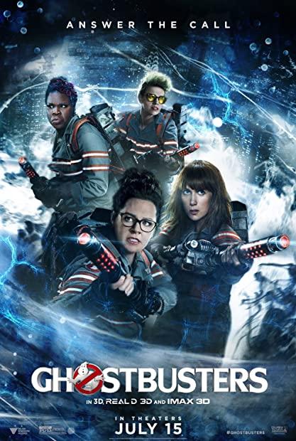 Ghostbusters 2016 EXTENDED 720p BluRay 999MB HQ x265 10bit-GalaxyRG