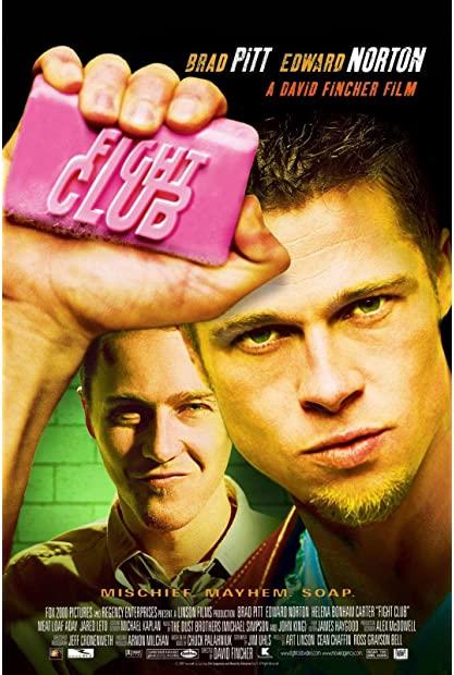 Fight Club 1999 REMASTERED 720p BluRay 999MB HQ x265 10bit-GalaxyRG