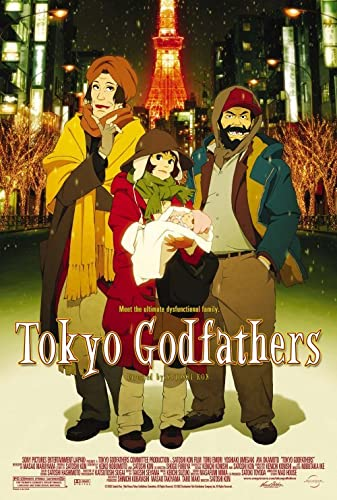 Tokyo Godfathers 2003 REMASTERED JAPANESE BRRip XviD MP3-VXT