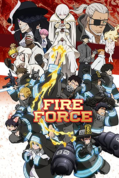 Fire Force S02E02 DUBBED XviD-AFG