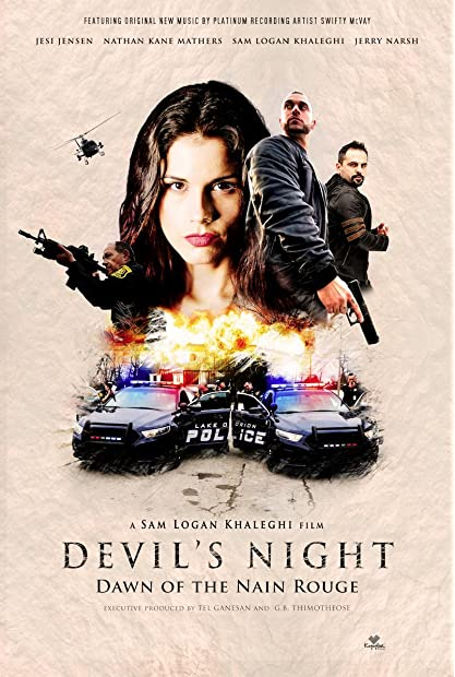 Devil's Night: Dawn of the Nain Rouge (2020) HDRip 720p Hindi-Sub x264 - 1XBET