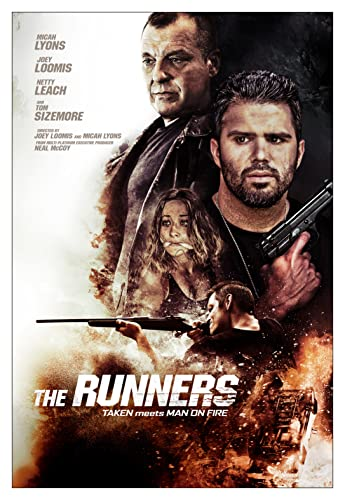 The Runners 2020 [1080p] [WEBRip] YIFY
