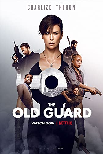 The Old Guard 2020 720p NF WEB-DL DDP5 1 x264 LLG