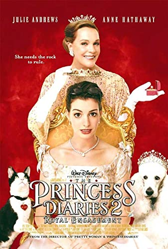 The Princess Diaries 2 Royal Engagement 2004 1080p BluRay x265-RARBG
