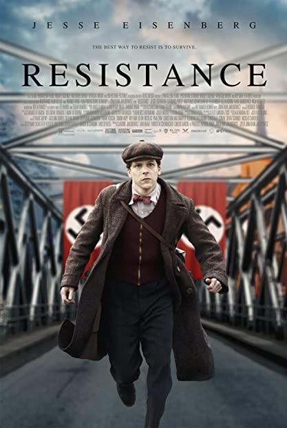Resistance 2020 720p BluRay 800MB x264-GalaxyRG