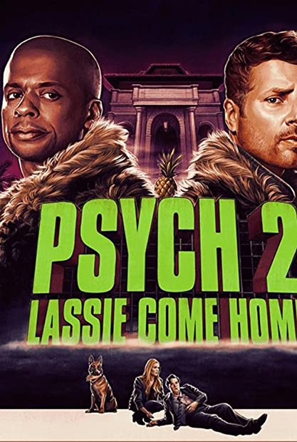 Psych 2 Lassie Come Home 2020 1080p WEB-DL DDP5 1 H 264-CMRG