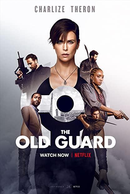 The Old Guard (2020) 720p NF WEB-DL Dual Audio English + Hindi 999 MB DD- 5 ...