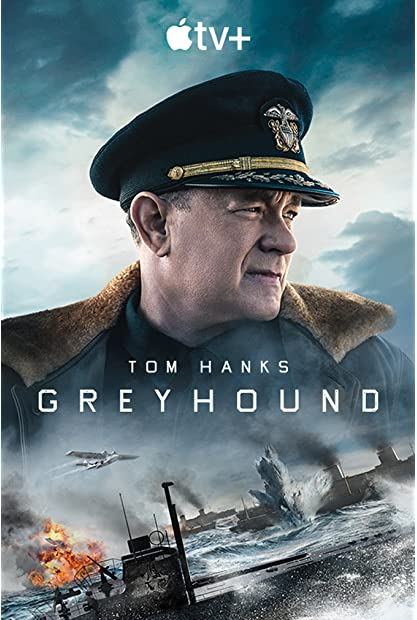 Greyhound (2020) 720p HDRip Hindi-Dub Dual-Audio x264 - 1XBET