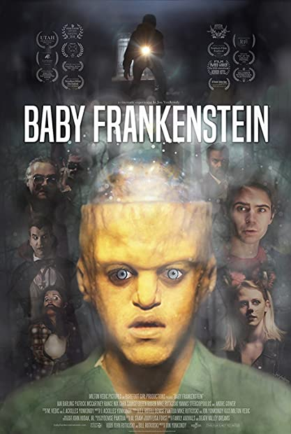 Baby Frankenstein (2018)720p HDRip Hindi-Dub Dual-Audio x264