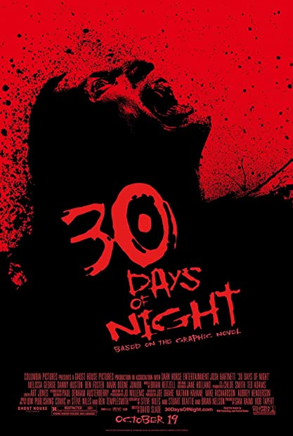 30 Days of Night 2007 1080p BluRay x264 DTS - 5-1 KINGDOM-RG