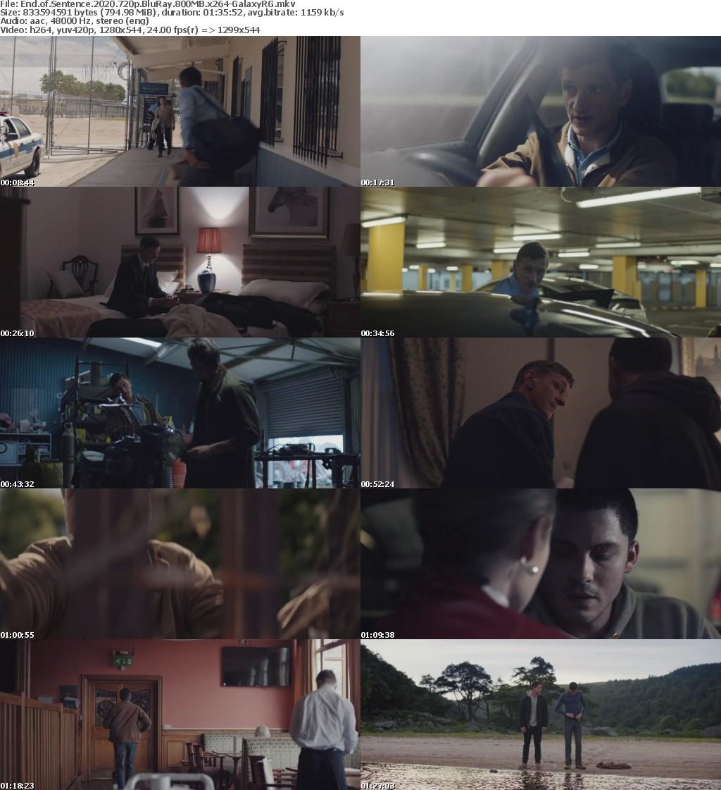 End of Sentence 2020 720p BluRay 800MB x264-GalaxyRG