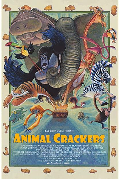 Animal Crackers (2017) 720p NF WEB-DL 1 3 GB 2CH ESub x264 - Shadow (BonsaiHD)