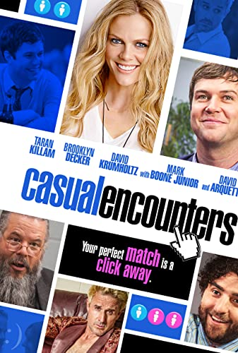 Casual Encounters (2016) [720p] [WEBRip] [YTS MX]