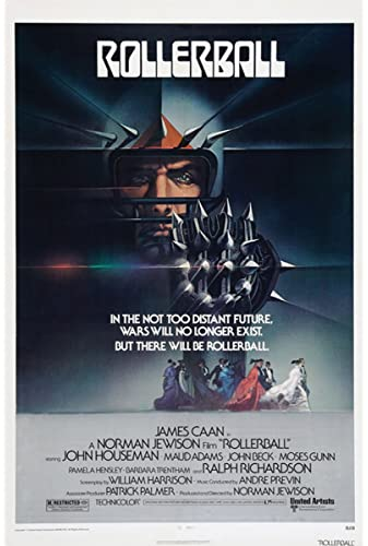 Rollerball 1975 REMASTERED BRRip XviD B4ND1T69