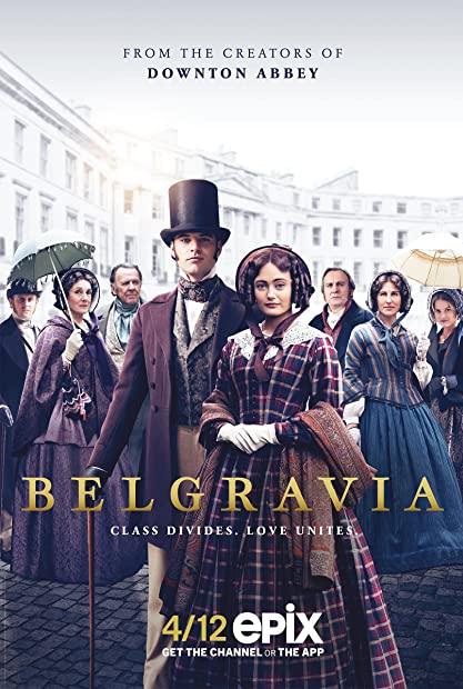 Belgravia (2020) S01 (1080p AMZN Webrip x265 10bit EAC3 2 0 - HxD) TAoE