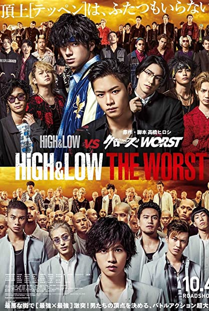 HiGH AND LOW THE WORST 2019 720p BluRay ACC x264-Mkvking