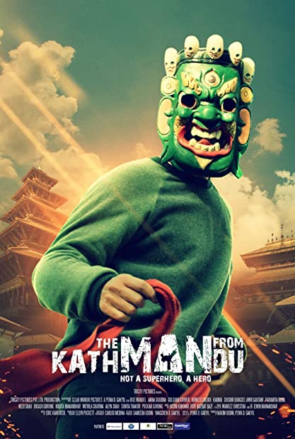 The Man From Kathmandu 2020 1080p WEB-DL H264 AC3-EVO