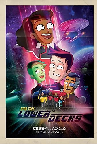 Star Trek Lower Decks S01E01 Second Contact 720p CBS WEB-DL AAC2 0 x264-TEPES