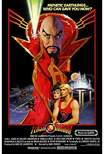 Flash Gordon 1980 REMASTERED 1080p BluRay x265-RARBG