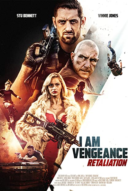 I Am Vengeance Retaliation 2020 BDRip XviD AC3-EVO