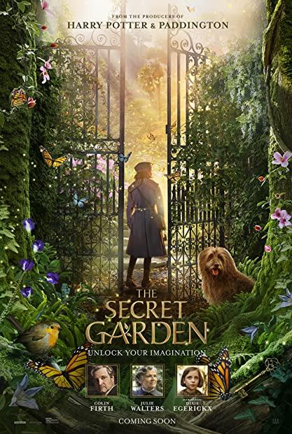 The Secret Garden 2020 720p WEBRip 800MB x264-GalaxyRG