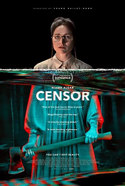 Censor 2021 1080p WEB-DL DD5 1 H 264-CMRG